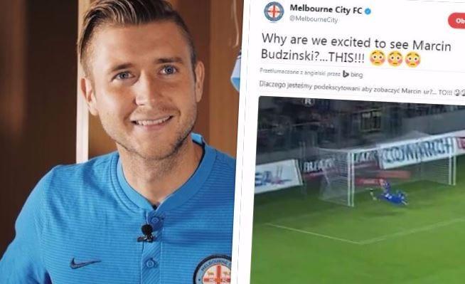 Australijski klub chwali się pozyskaniem polskiego piłkarza. Publikuje nagranie z jego udziałem.