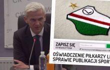 Portal sport.pl ujawnił nazwiska piłkarzy Legii, którzy mieli domagać się zwolnienia Jacka Magiery. Jest oświadczenie zawodników!