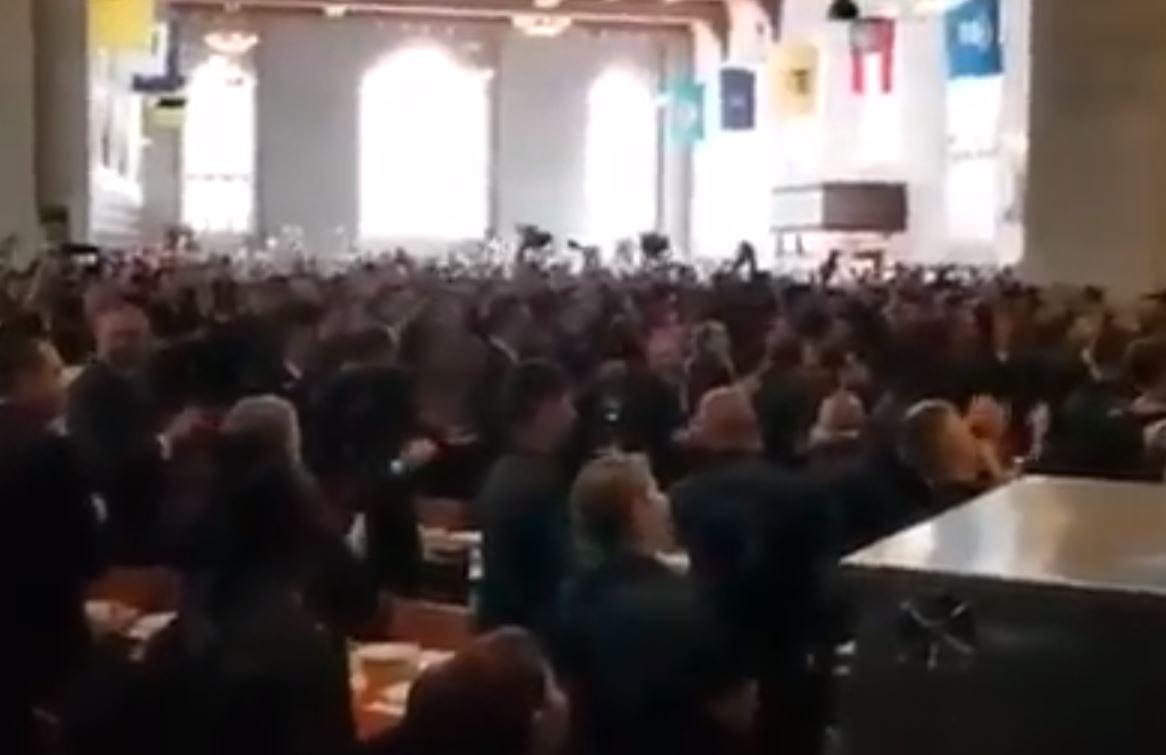 Andrzej Duda wprawił w euforię amerykańskich kadetów. Burza braw trwała kilkadziesiąt sekund! Wszystko przez jedną wypowiedź [WIDEO]