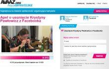 Krystyna Pawłowicz może definitywnie pożegnać się z Facebookiem. Jej wpis wywołał prawdziwą lawinę