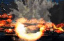 Korea Północna niszczy lotniskowiec USA. Tak wygląda najnowszy film propagandowy Kim Dzong Una [WIDEO]