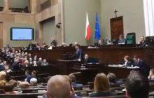 Poseł Kukiz'15 publikuje nagranie z Sejmu! Sugeruje, że znów może dojść do