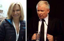 Dziennikarka udzieliła wywiadu i... rozbawiła internautów do łez. Do czego zmusza ją Jarosław Kaczyński?