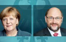 W Niemczech odbyła się debata Merkel vs Schulz. Ten drugi zaatakował Polskę i Węgry. Dwóch polityków wymienił z nazwiska