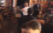 Pobił się ze Szpilką na konferencji prasowej, teraz wyciąga do niego rękę.