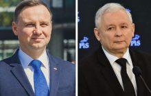 Przed nami starcie na szczytach władzy? Ujawniono, że dziś Duda spotka się z Kaczyńskim!
