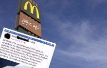 Kobieta była oburzona wyglądem kanapki z McDonald's, ale skargę złożyła do... KFC. Opublikowała pełen frustracji wpis na Facebooku!