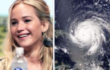 Zaskakująca wypowiedź amerykańskiej aktorki. Jej zdaniem właśnie to może być przyczyną huraganów nękających USA!