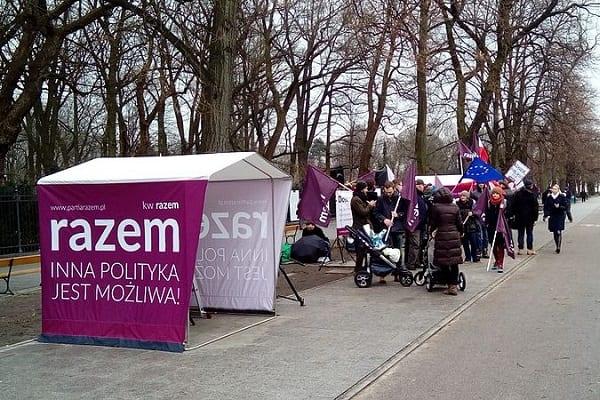 Najnowszy sondaż i ogromne zaskoczenie. SLD i Razem w Sejmie?
