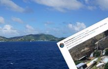 Miliarder udostępnił zdjęcia swojej wyspy po huraganie Irma. Wszystko obrócone w pył! [FOTO]