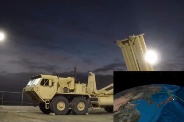 Co by się stało, gdyby Korea Północna wystrzeliła rakietę? Ciekawa symulacja przedstawia reakcję USA [WIDEO]