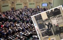 Co czytają polscy posłowie? Jeden z parlamentarzystów opublikował zdjęcie z sejmowej księgarni