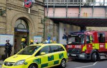Zatrzymanie po wybuchu w Londynie! Czy to zamachowiec?