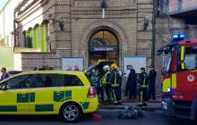 Nowe informacje o ataku terrorystycznym w londyńskim metrze [WIDEO]