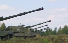 Rosjanie po ćwiczeniach pozostawili swoje wojska na terenie Białorusi? Niepokojące doniesienia
