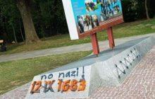 Jan III Sobieski to... nazista? Lewacy zniszczyli tablicę poświęconą polskiemu królowi