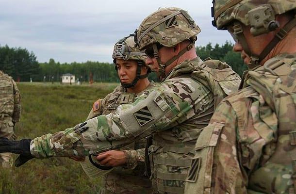 W Polsce jest o wiele więcej żołnierzy USA, niż się twierdzi oficjalnie? Ostry atak Rosji.