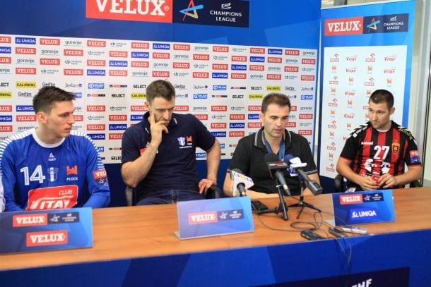 Komentarze po meczu ORLEN Wisły Płock z RK Vardarem Skopje
