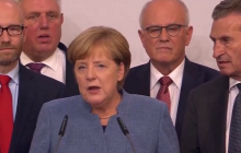 Angela Merkel po raz czwarty kanclerzem Niemiec. Twitter komentuje wyniki wyborów