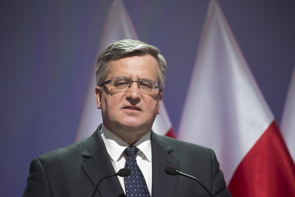 Bronisław Komorowski wychodzi z politycznego niebytu. Bliski współpracownik Grzegorza Schetyny zdradza, że PO ma na niego pomysł