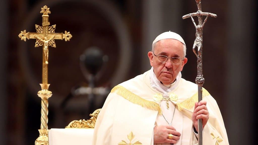 Papież Franciszek jasno wskazał, kto stoi za wojną na Ukrainie. Mieszkańcy tego kraju nie będą usatysfakcjonowani?