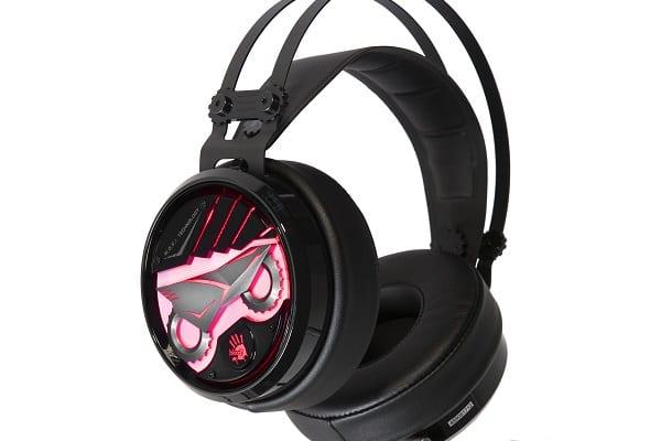 Słuchawki dla graczy wykorzystujące bioinżynierię i nanotechnologię – Bloody M660 i M630