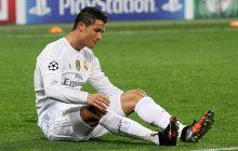 Cristiano Ronaldo piłkarzem roku FIFA. Fatalne miejsce Roberta Lewandowskiego