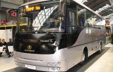 Powstanie nowatorski autobus napędzany gazem. To efekt współpracy PGNiG oraz Autosana!