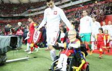 To ten chłopiec na wózku wyprowadził Lewandowskiego. Teraz opowiada o przeżyciach.