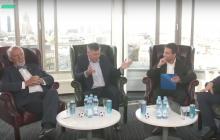 To był prawdziwy hit! Janusz Korwin-Mikke i Janusz Piechociński o piłce nożnej przed meczem Polska-Czarnogóra [WIDEO]