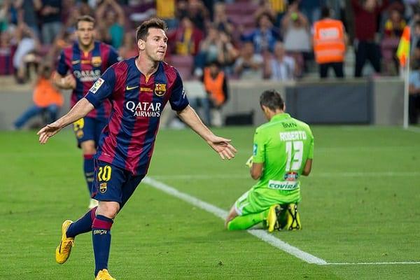 Angielski klub chce pozyskać Messiego. Kwota o niebo wyższa niż za Neymara!