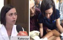 Nowe fakty nt. protestującej lekarki, która udzieliła kontrowersyjnego wywiadu. Jej krytycy będą mocno zaskoczeni.