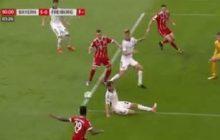 Robert Lewandowski pokazał klasę w meczu Bundesligi. W ten sposób