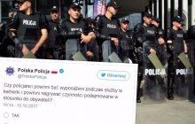 Polska Policja organizuje oficjalną sondę. Możesz zdecydować, czy funkcjonariusze będą wyposażeni w kamerki rejestrujące ich pracę [SONDA]