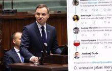 Internauci apelowali do Kaczyńskiego, by nie spotykał się z Dudą!
