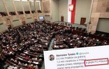 Poseł Kukiz'15 obraził Polaków głosujących na PiS i PO? Jego wpis wywołał kontrowersje.