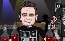 Sławomir Peszko odniósł się do umieszczenia jego osoby w kontrowersyjnej kreskówce. Piłkarz brał w niej udział w turnieju alkoholowym