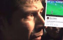Argentyński piłkarz emocjonował się meczem Polski z Armenią. Opublikował wpis... w naszym języku. Wyszło zabawnie, ale gest bardzo miły