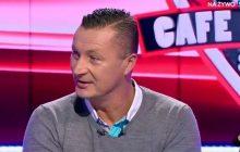 Ostra riposta Tomasza Hajty pod adresem dyrektora TVP Sport.