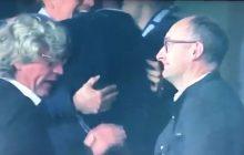 Legia zebrała potężny łomot od Lecha. Nie wytrzymał nawet jej prezes. Oto, co zrobił po golu na 3-0 [WIDEO]