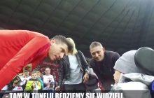 Genialna rozmowa Roberta Lewandowskiego z niepełnosprawnym chłopcem. To on wyprowadzi naszą drużynę na boisko.