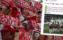 Po awansie Polaków na mundial Legia Warszawa opublikowała taką grafikę. Kibice oburzeni.