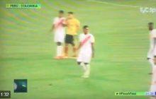 Kolumbijski piłkarz oskarżony o wpływanie na wynik meczu! Oto, co robił na boisku w spotkaniu z Peru [WIDEO]