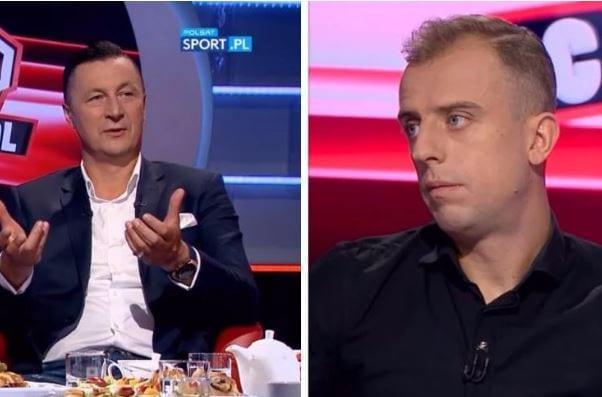 Kamil Grosicki opisał rozmowę Tomasza Hajty z kelnerką na temat drogiej whisky. Były piłkarz potwierdził jej autentyczność.