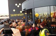 Tłum na otwarciu galerii handlowej. Ochroniarze niemal nie zostali stratowani! [WIDEO]