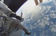 Tego jeszcze nie było! Astronauci nagrali pierwszy spacer kosmiczny w 360 stopniach! [WIDEO]
