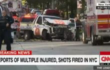Atak terrorystyczny w pobliżu byłego WTC w Nowym Jorku. Nie żyje osiem osób. Sprawca miał krzyczeć