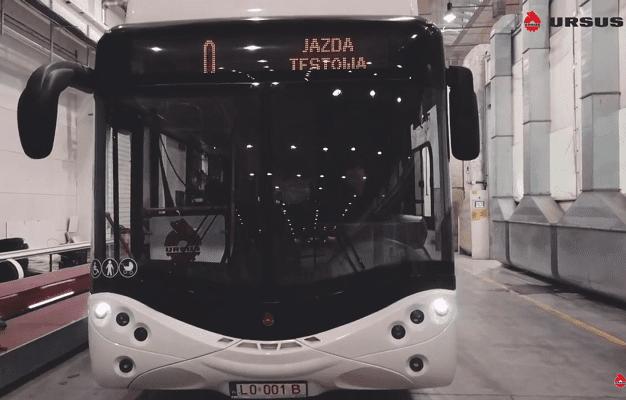 Ursus pochwalił się kolejnym sukcesem. Spółka wygrała największy przetarg na autobusy elektryczne w Europie!