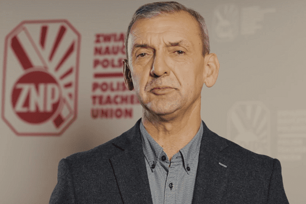 Ile zarabia prezes ZNP? Minister edukacji powiedziała, że 18 tys. zł. Broniarz odpowiada