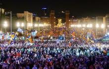 Władze Katalonii ogłosiły wyniki referendum. Oddano miliony głosów
